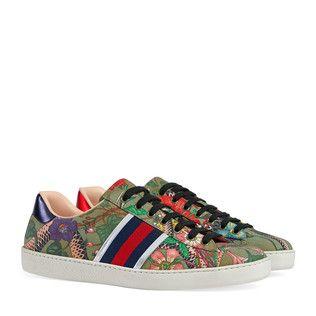 4f6903b0b80 Flora Snake sneaker