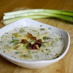 Baked Potato Soup by MyLittleGourmet