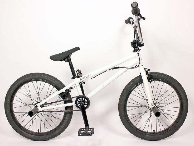 "Autum Bikes ""Stay Hungry"" 2017 BMX Bike - White | kunstform BMX Shop & Mailorder - worldwide shipping"