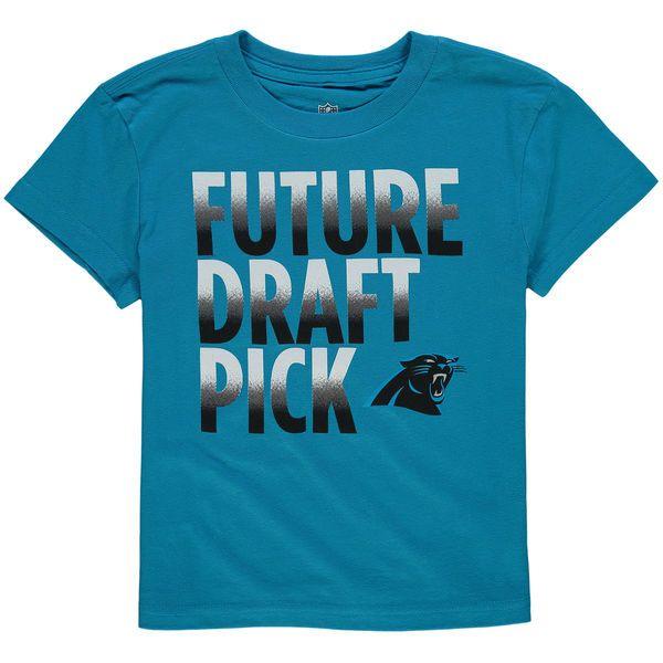Carolina Panthers Preschool Future Draft Pick T-Shirt - Blue - $17.99