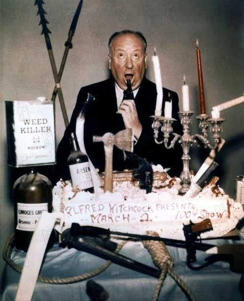 /// Horror Movies - Alfred Hitchcock