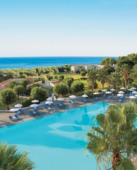 Rhodos Royal, a dreamy resort in Rhodes island