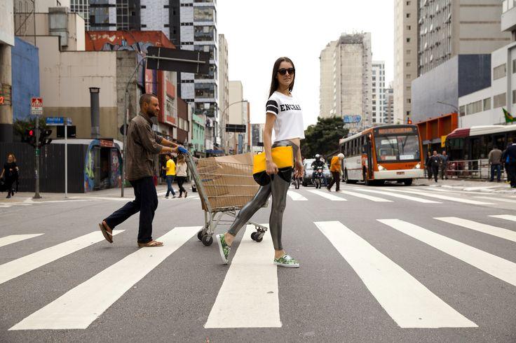 Urban Style  #naovivosem #naovivosemstore #urbanlook #look #lookofday #city #cosmopolitan #enchante