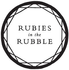 Rubies in the Rubble - the tastiest chutneys made in the nicest possible way