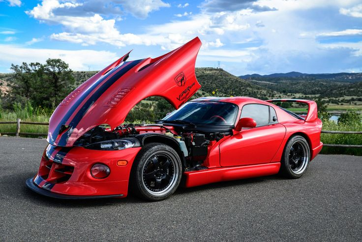 1997 Dodge Viper GTS ROE Supercharged