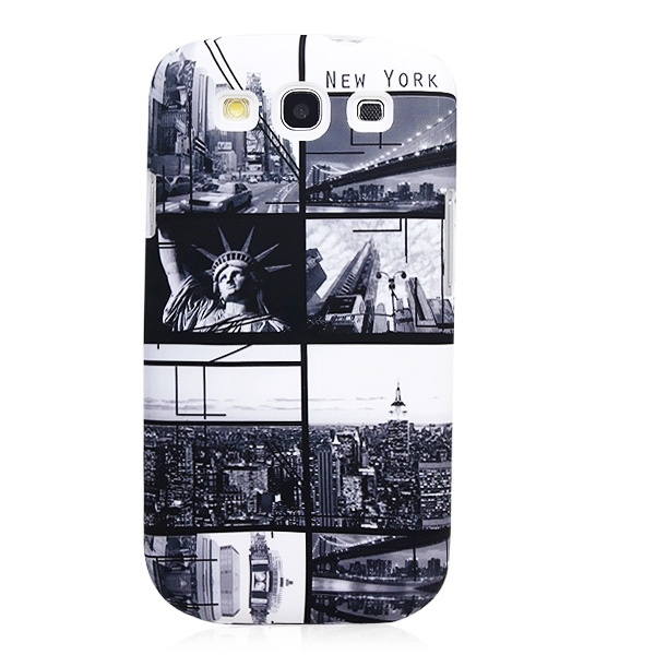 Hot Sell New York Pattern Skin Case Cover for Samsung GALAXY S III i9300 - Samsung Galaxy S3 Cases - Samsung Phone Cases - Samsung Cases