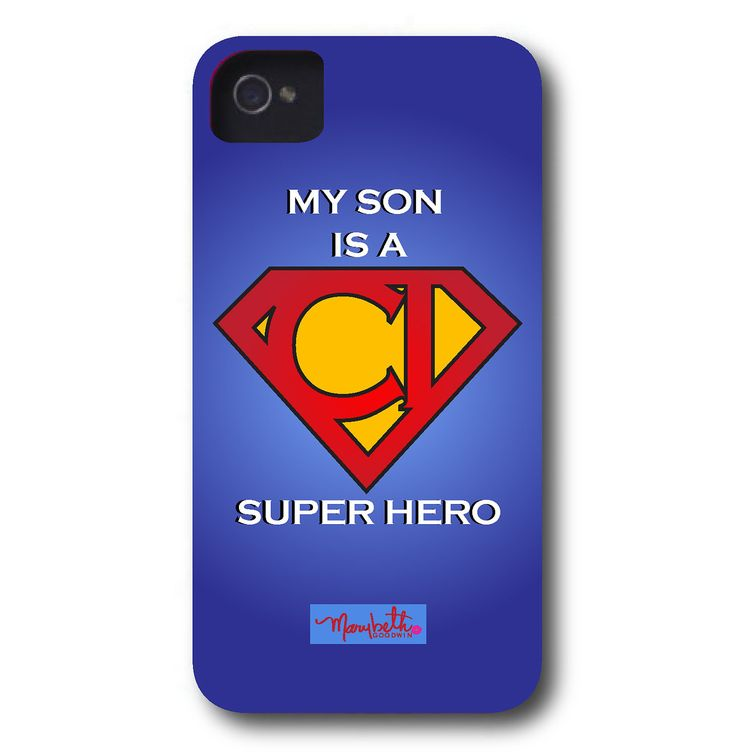 Cochlear Implant Super Hero Boy. $48.00, via Etsy. (Freakin' A ... it keeps getting better!!!) *I want this for mother's day!