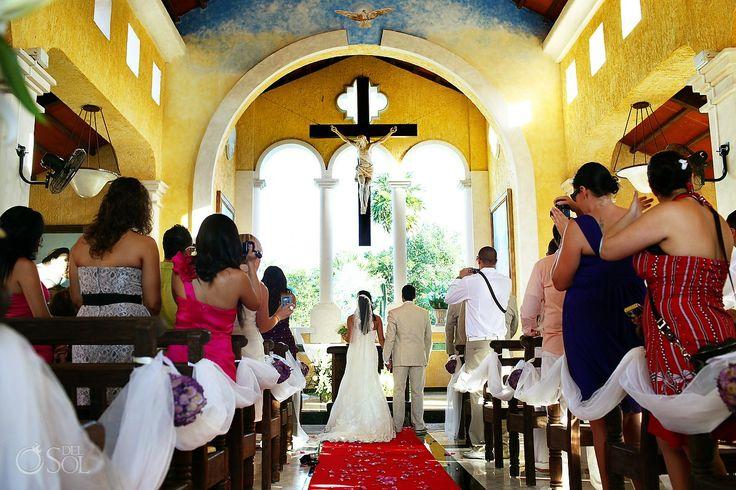Grand Palladium Riviera Maya Wedding