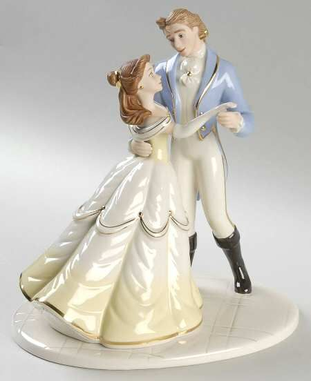 beauty and the beast wedding cake topper rose amp adam the beast wedding cake topper disney 11250