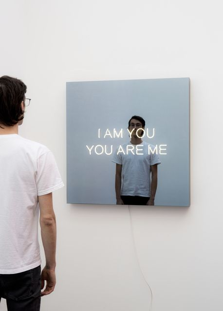Jeppe Hein, 'I AM YOU YOU ARE ME,' 2015, KÖNIG GALERIE