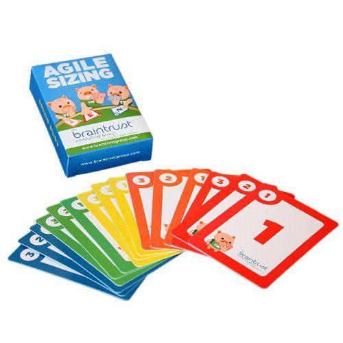 planning poker cards scrum