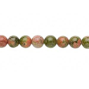 Unakiet kleine beads. AARDEN, KALMEREN, INZICHT IN PROBLEMEN,  GEESTELIJKE GROEI, GENEZEND NA ZIEKTE, HERSTEL, HAARGROEI