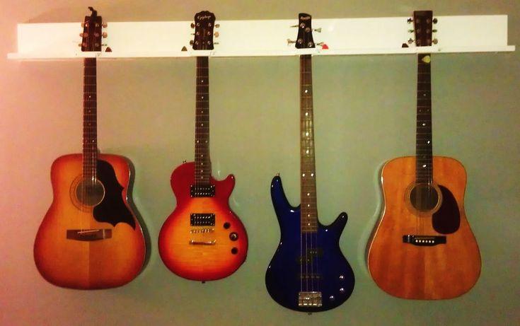 hercules guitar hanger instructions