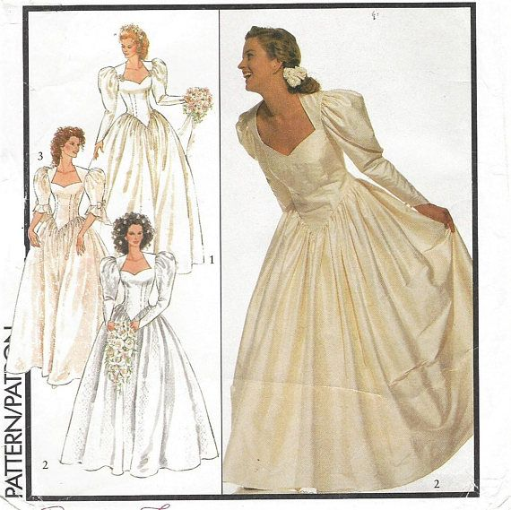 634 best Bridal Sewing Patterns images on Pinterest | Evening ...