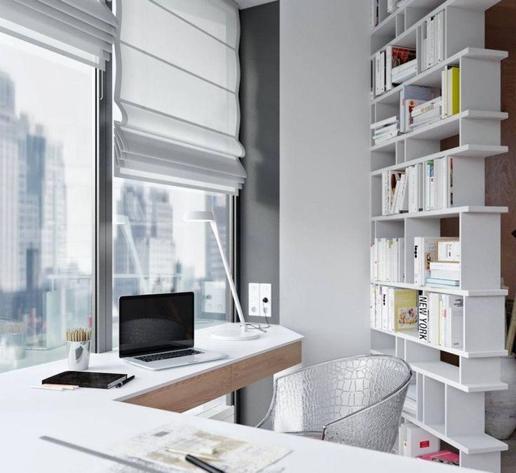 Extrêmement Les 25 meilleures idées de la catégorie Petits bureaux à domicile  OX74