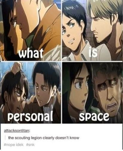 The Otaku Files: Meme Book: Attack On Titan (Shingeki no Kyojin)