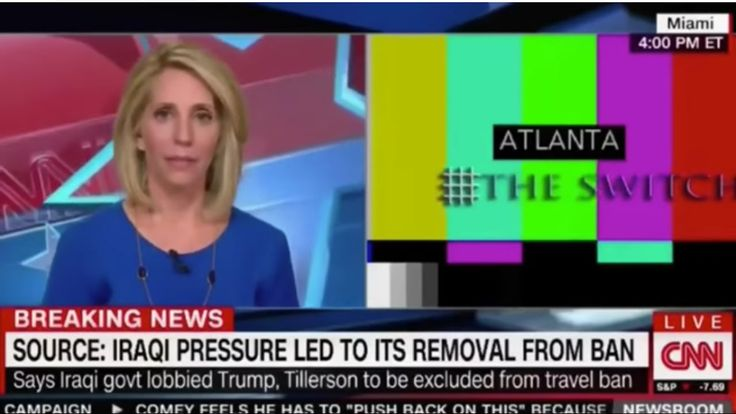 CNN Cuts Feed When Congressman Starts Stating Facts About Refugees And Crime Stats - Deplorable News