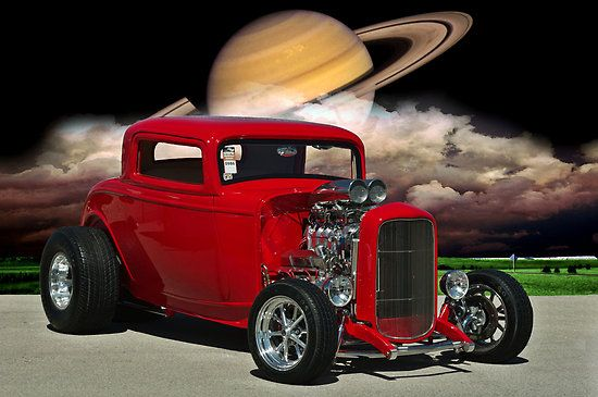 hot rod...out of this world