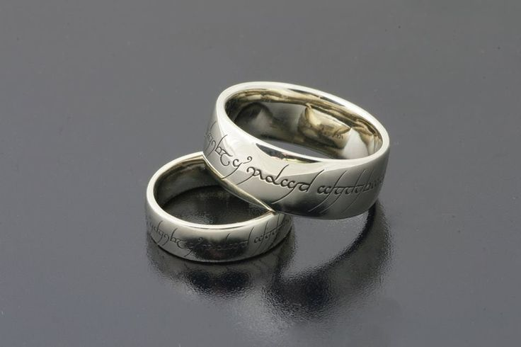 white gold #lordoftherings #bielak #wedding #ring #love #tolkien