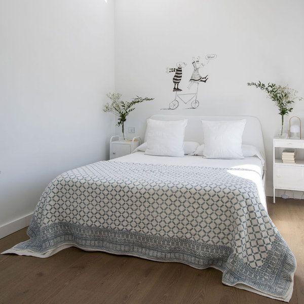 Ni contar ovejas ni infusiones de valeriana, unos cambios en la decoración de tu habitación pueden ser el mejor remedio para conciliar el sueño.
