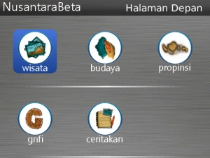 NusantaraBeta - Aplikasi Lokal Mengetahui Keindahan Indonesia
