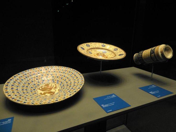 Museu de Arte Islâmica, em Doha, no Qatar.  Fotografia: Bodi L.