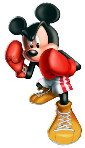 Mickey Mouse boxer | Mickey mouse drawings, Mickey mouse