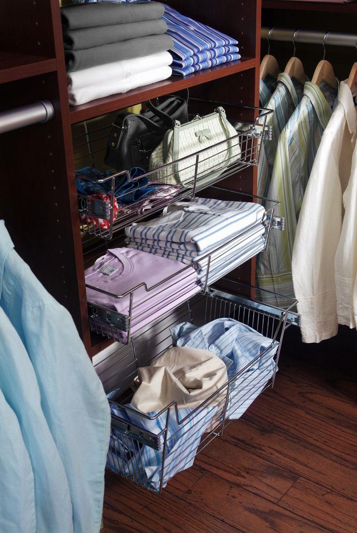 Do-it-Yourself Custom Closet Systems | Closet Storage ...