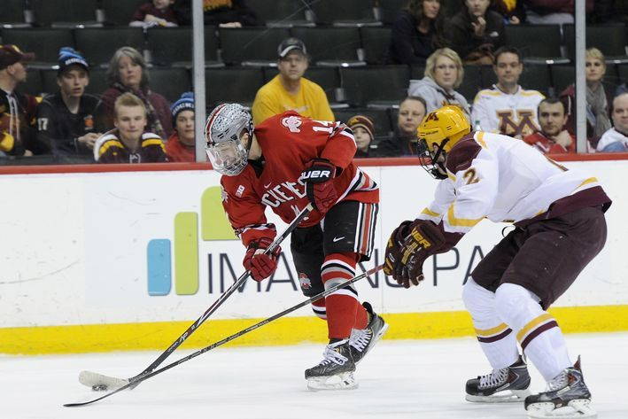 Ohio State hockey needs to find redemption...