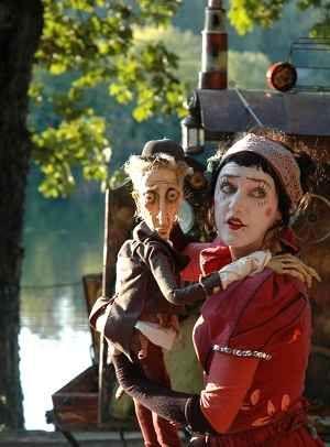 Puppet Festival in France