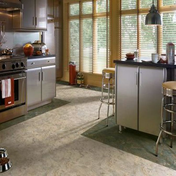 Inexpensive Kitchen Flooring Options For A Stylish Kitchen