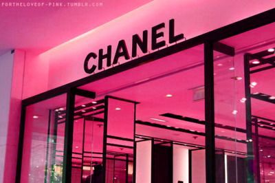 Pink Chanel Store!: