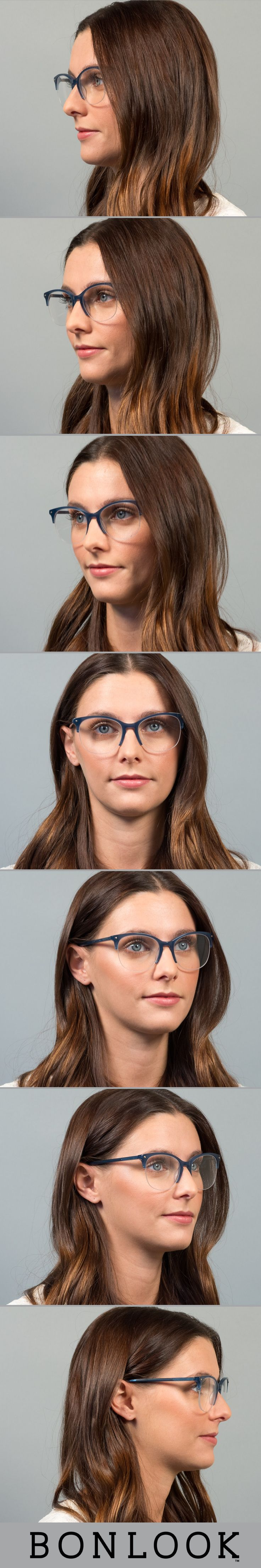 Nadine Light Winegum - See the lighter side of life with our new semi-rimless frames, available now for your favourite Nadine glasses. Designed by Maripier Morin, the collection represents the perfect balance between style and trends. Named in honor of Maripier's young nieces, it's a feminine collection with frames that make a statement. You won't go unnoticed when you wear them. *Semi-rimless frames can only be fitted to prescriptions with a sphere (SPH) value b...