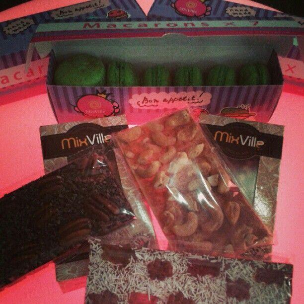 $  Создай свой шоколад! Это так просто с mixville.ru