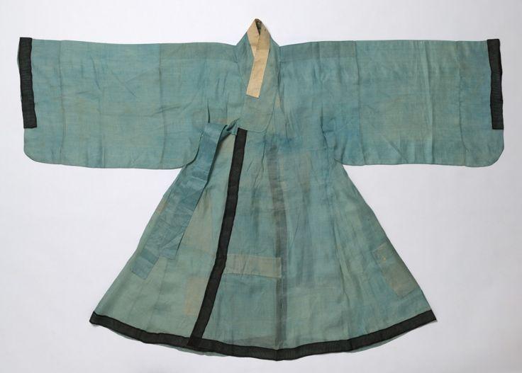 Inner Coat for the Royal Ceremonial Costume (Danui)