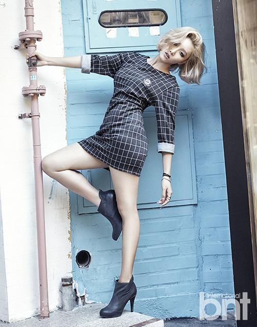 Mamamoo are jaw droppingly sexy, chic & sporty! - Latest K-pop News - K-pop News   Daily K Pop News