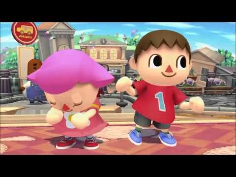 Super Smash Bros Wii U Intro