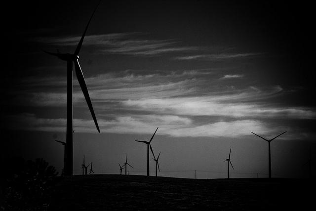 B Wind Turbine, via Flickr.