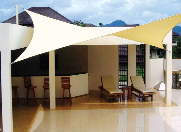 coolaroo ultra shade 12ft x 10ft shade sail