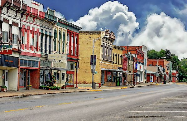 Small Town America Small Town America Small Towns Towns