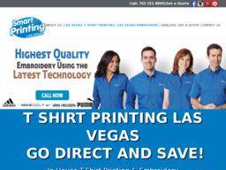 New listing in Custom Printed Shirts added to CMac.ws. Smart Printing Las Vegas in Las Vegas, NV - http://custom-shirt-printers.cmac.ws/smart-printing-las-vegas/359/