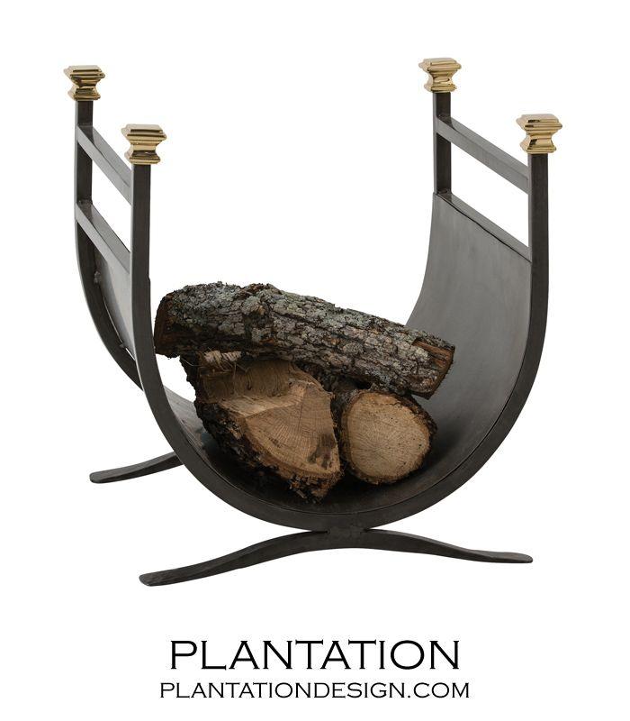 Fireplace Design fireplace log holder : 14 best log holder images on Pinterest