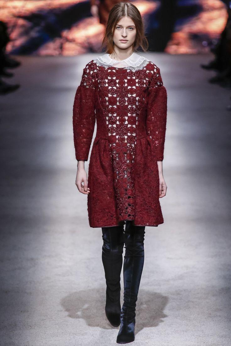 Alberta Ferretti, Осень-зима 2015/2016, Ready-To-Wear, Милан