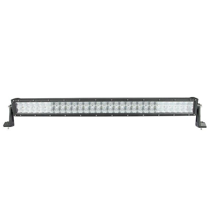 AUXBEAM 32 INCH 180W CREE SPOT & FLOOD STRAIGHT OFFROAD TRUCK LED LIGHT BAR (5D PROJECTOR LENS)