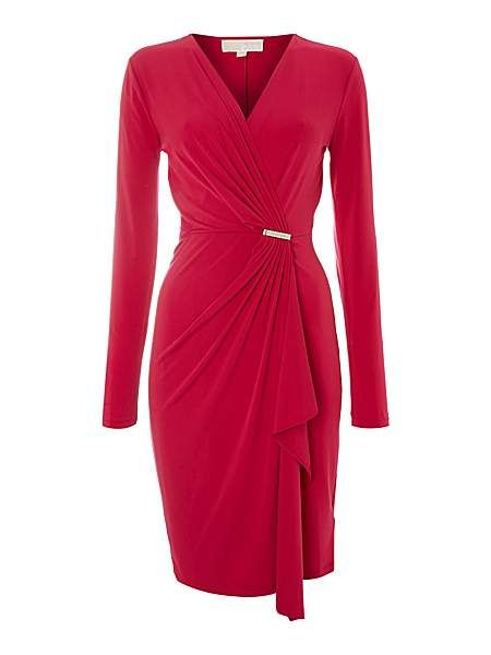 fabulous Michael Kors Dress - Day One of the 2014 Dresses with Sleeves Challenge!