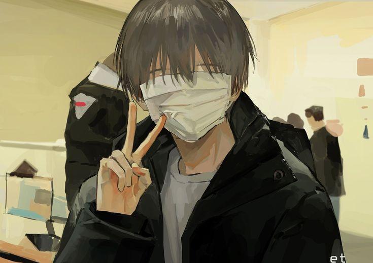 Anime Masker