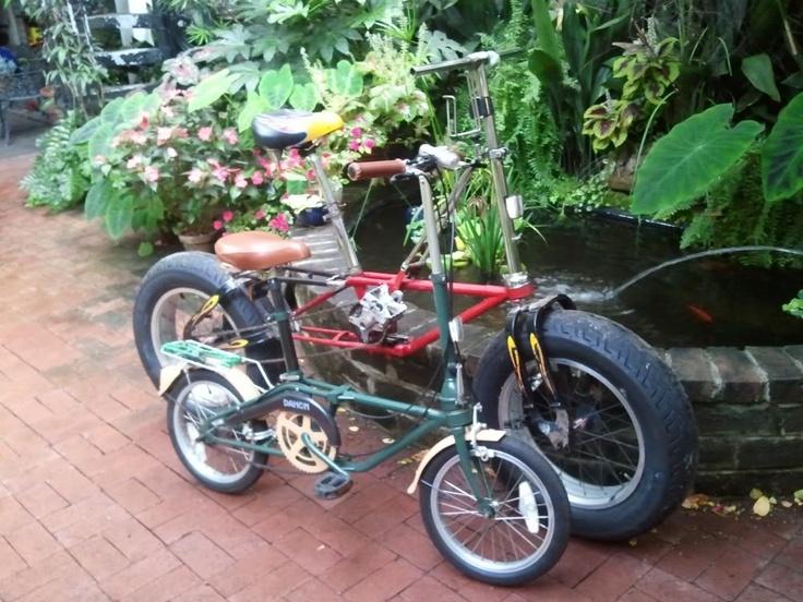 Dahon California Folding Bike Dahon Classic 3 Pinterest