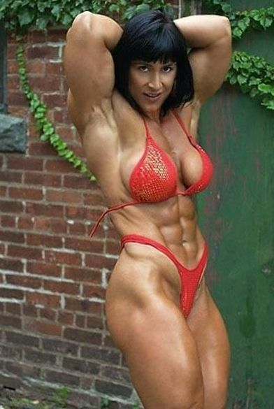 Naked Muscle Ladies 66