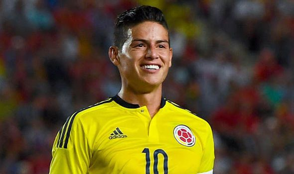 James Rodriguez transfer: Man Utd and Arsenal among six clubs keen on Real Madrid star   via Arsenal FC - Latest news gossip and videos http://ift.tt/2smXt9m  Arsenal FC - Latest news gossip and videos IFTTT
