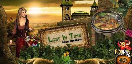 Lost in Time - Hidden Object Game (Mac)